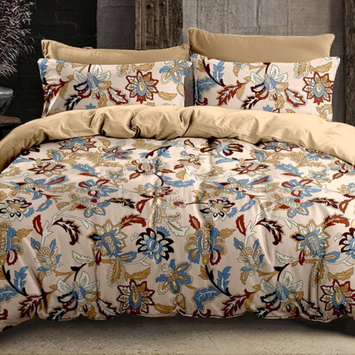 Комплект постельного белья Letto, 2-спальный, наволочки 70х70. PL55-4 комплект белья letto 2 спальный наволочки 70х70 sm119 4