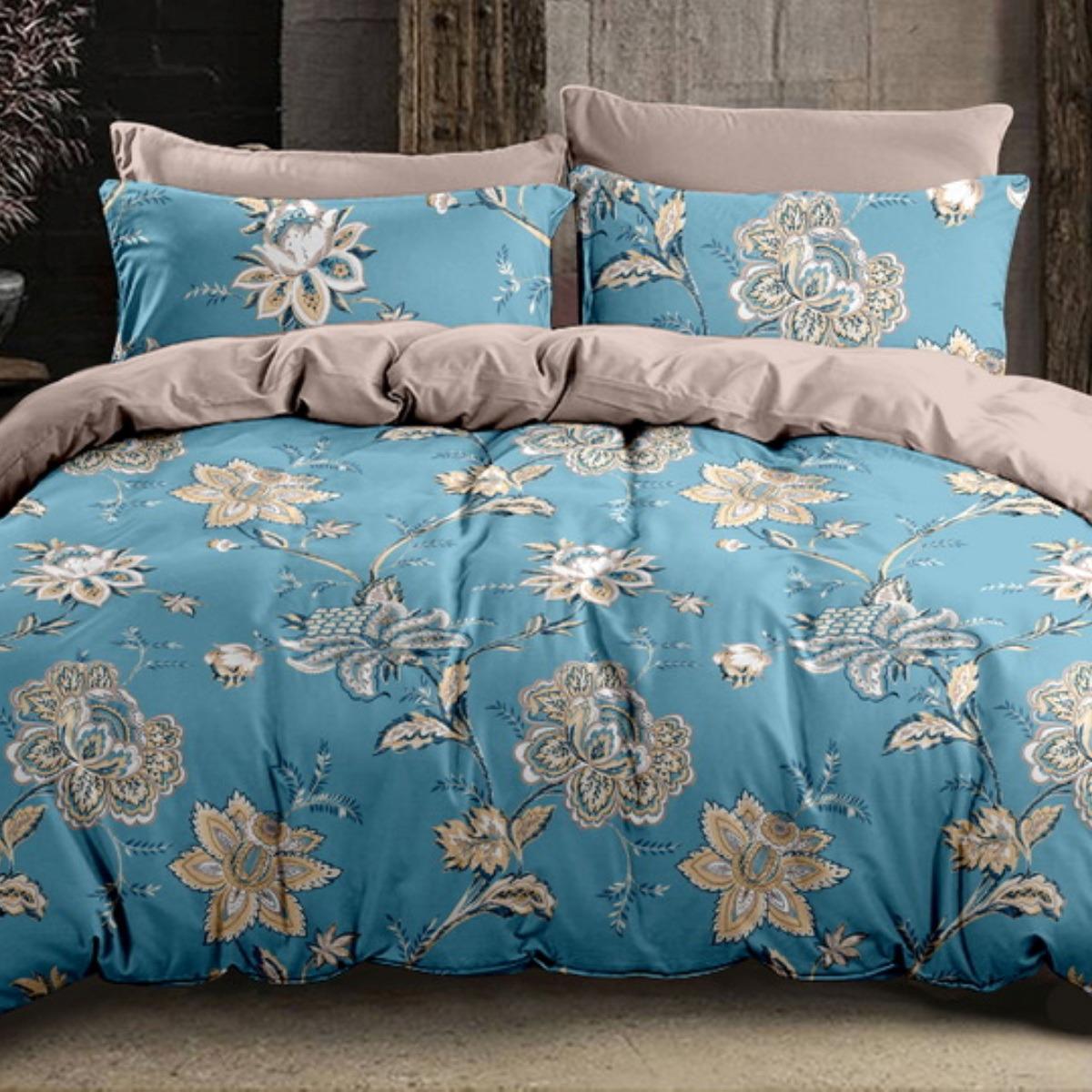 Комплект постельного белья Letto, 2-спальный, наволочки 70х70. PL56-4 комплект белья letto 2 спальный наволочки 70х70 sm119 4