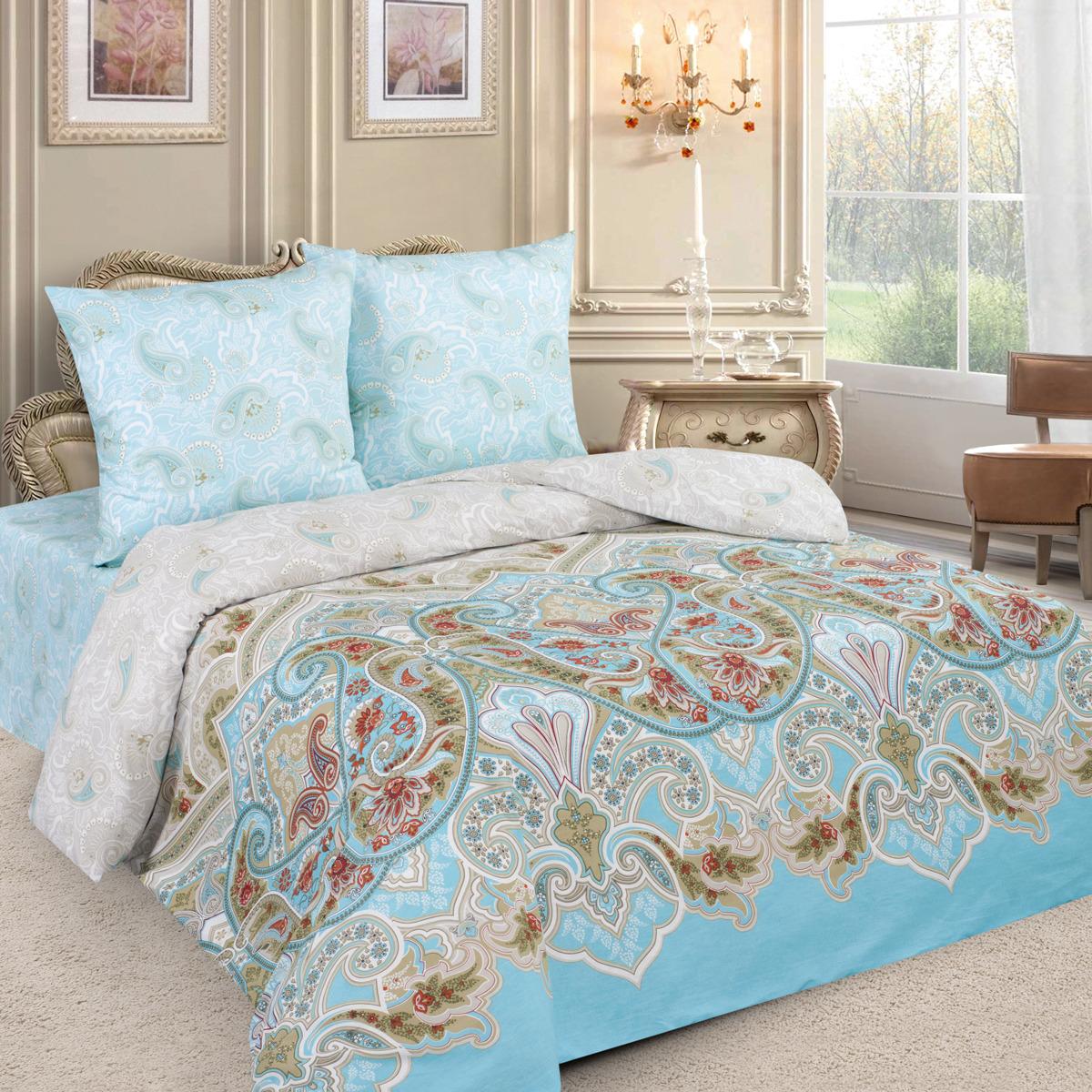 Комплект постельного белья Letto, 2-спальный, наволочки 70х70. PL66-4 комплект белья letto 2 спальный наволочки 70х70 sm119 4