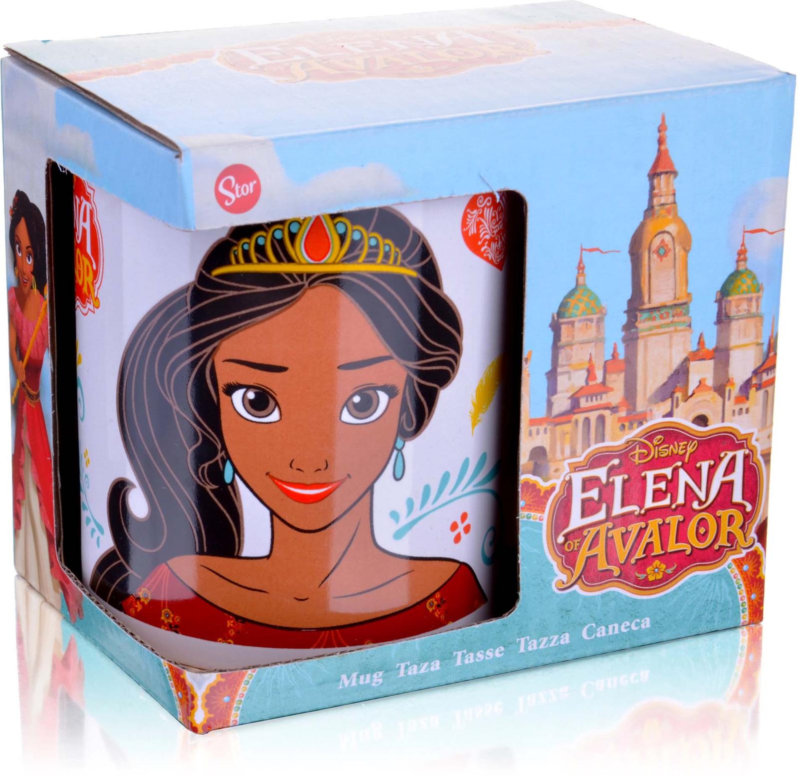 Кружка Disney, выполненный из высококачественной керамики и декорированы красочным рисунком. Такая кружка обязательно понравится вашему ребенку, потому что теперь у него будет своя собственная посуда с изображением героев популярных мультиков. Кружка Disney - идеальный подарок для вашего ребенка. Кружка упакована в красочную, подарочную упаковку. Подходит для мытья в посудомоечной машине.