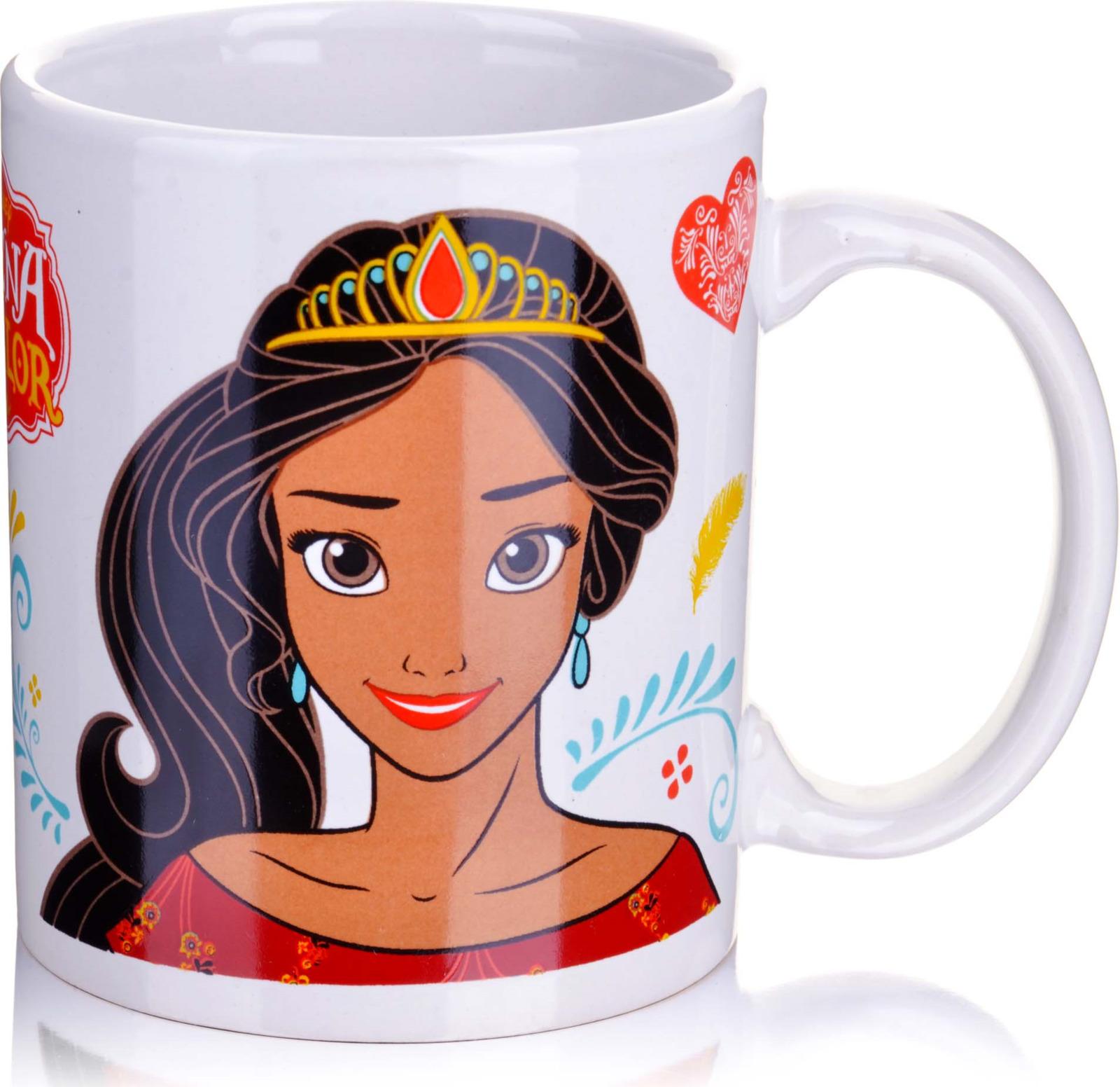 Кружка Disney, выполненный из высококачественной керамики и декорированы красочным рисунком. Такая кружка обязательно понравится вашему ребенку, потому что теперь у него будет своя собственная посуда с изображением героев популярных мультиков. Кружка Disney - идеальный подарок для вашего ребенка. Подходит для мытья в посудомоечной машине.