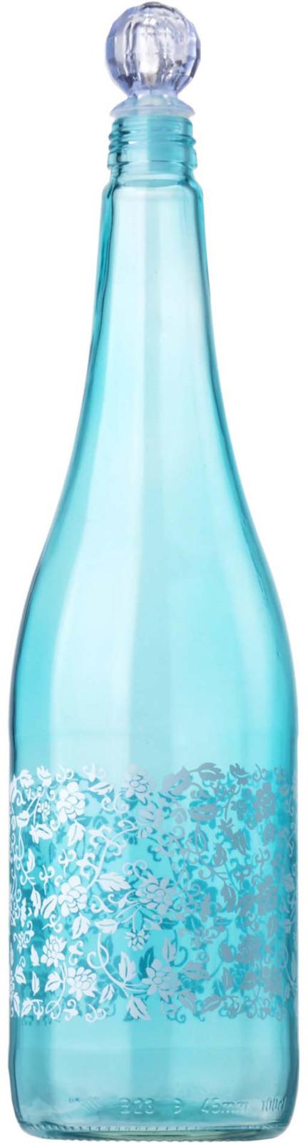Бутылка Mayer & Boch, цвет: бирюзовый, 1 л