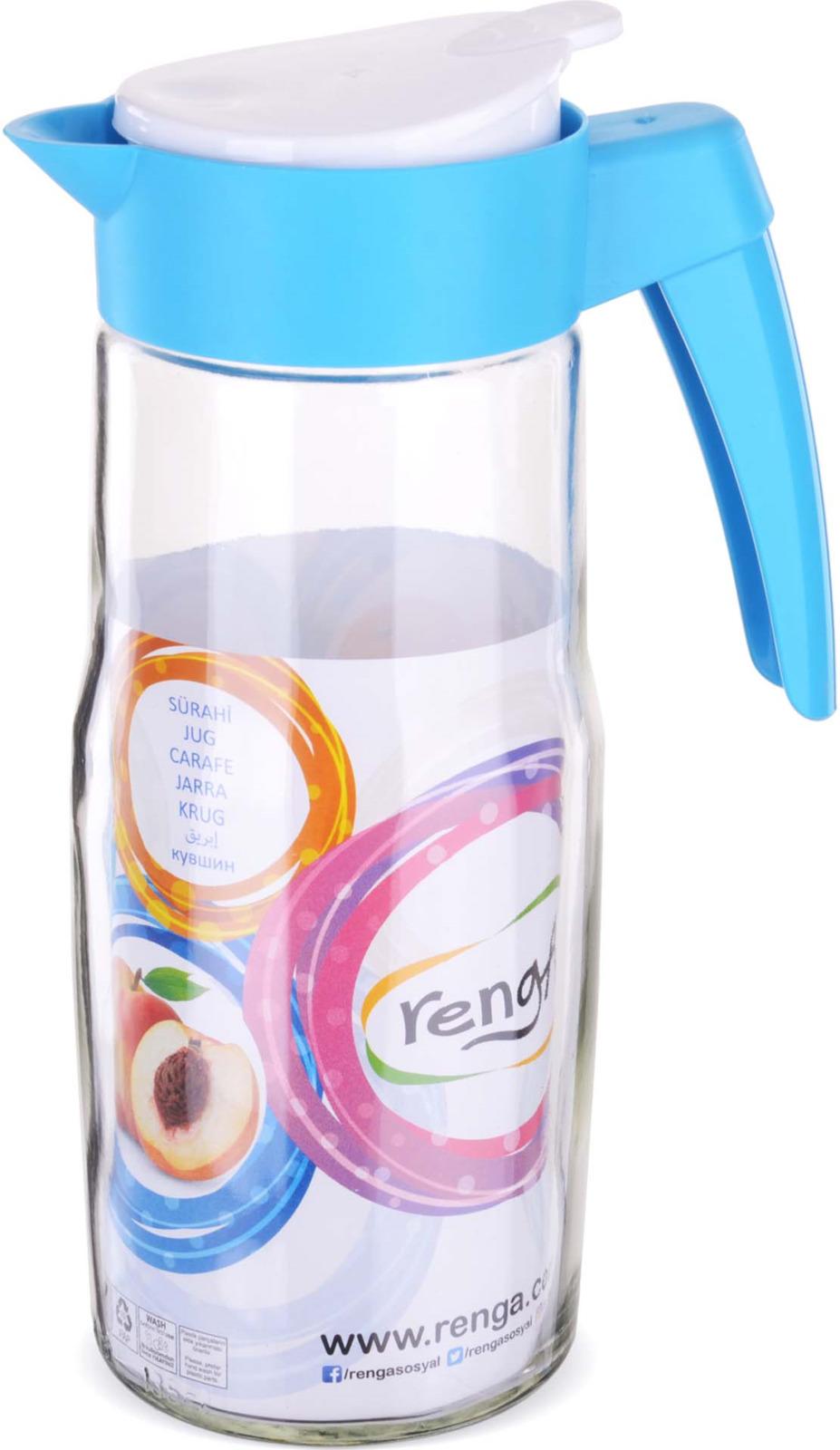 Кувшин Mayer & Boch, выполнен из высококачественного стекла и пластика. Удобная форма носика и крышка позволяет защитить ваш напиток от попадания излишних запахов в ваш напиток. Подходит для: соков, морсов, компотов и любых интересных для Вас напитков. Кувшин так же имеет удобную ручку, которая упрощает использование его. За счет гладкой поверхности, изделие легко мыть. Подходит для мытья в посудомоечной машине.