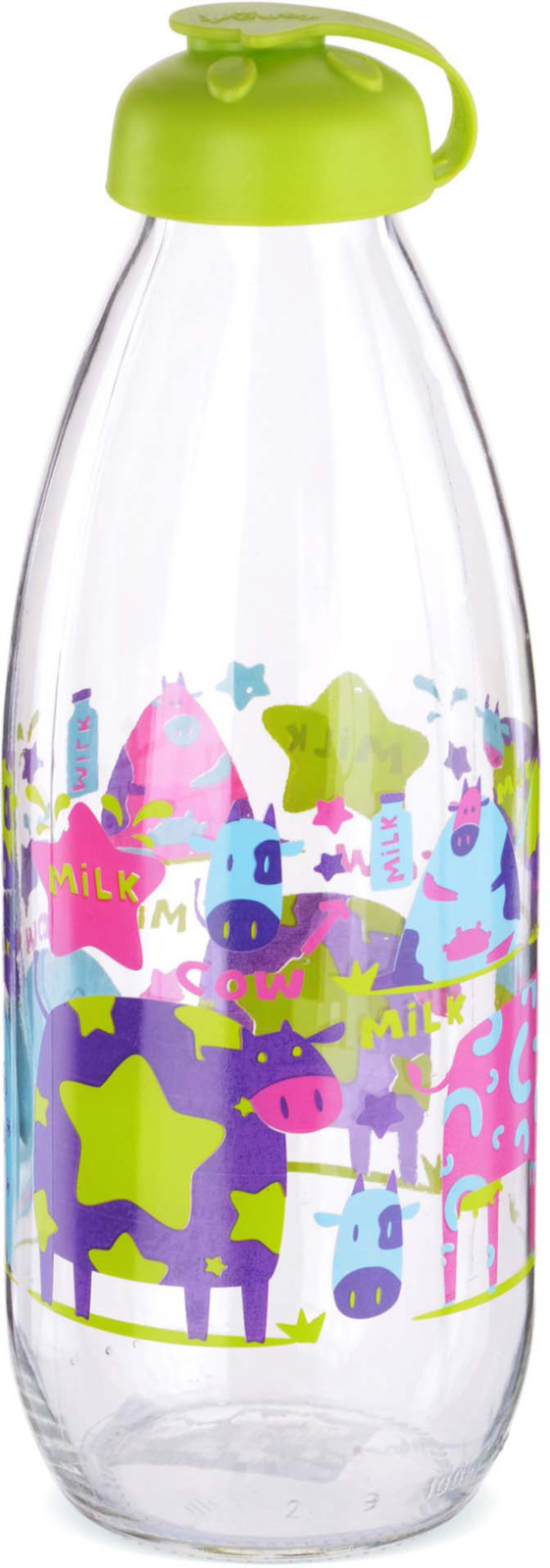 Бутылка для напитков Mayer & Boch, цвет: салатовый, 1 л стоимость