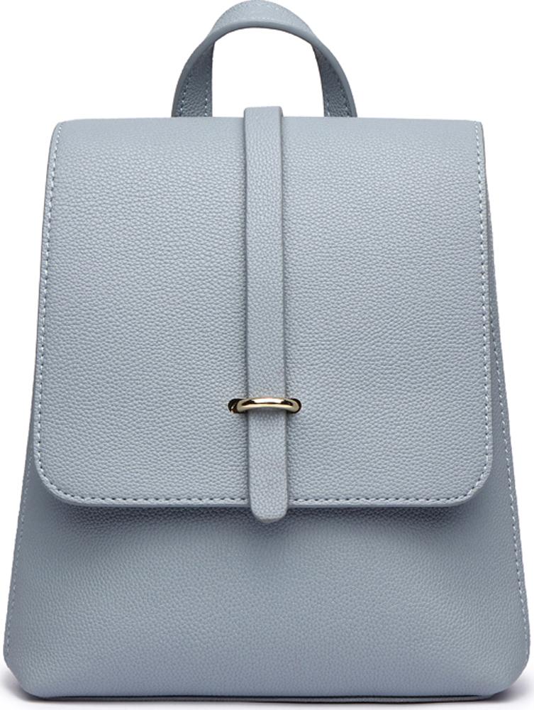 Сумка-рюкзак женская DDA, цвет: голубой. DDA CR-1178BU сумка женская
