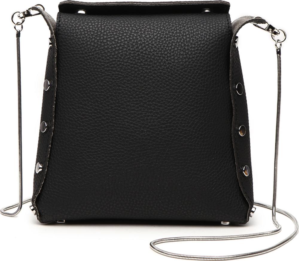 Сумка-рюкзак женская DDA, цвет: черный. DDA CR-1218BK сумка женская