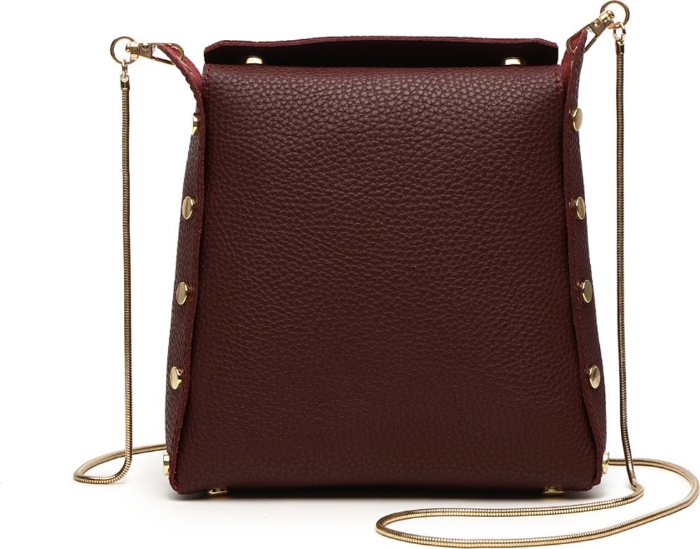 Сумка-рюкзак женская DDA, цвет: бордовый. DDA CR-1219BO сумка женская