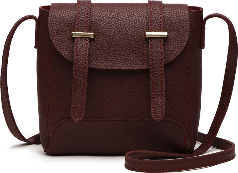 Сумка-рюкзак женская DDA, цвет: бордовый. DDA CR-1222BO сумка женская