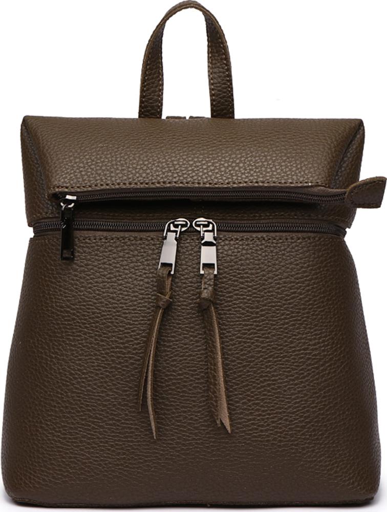 Сумка-рюкзак женская DDA, цвет: серый. DDA LB-1162GR сумка женская