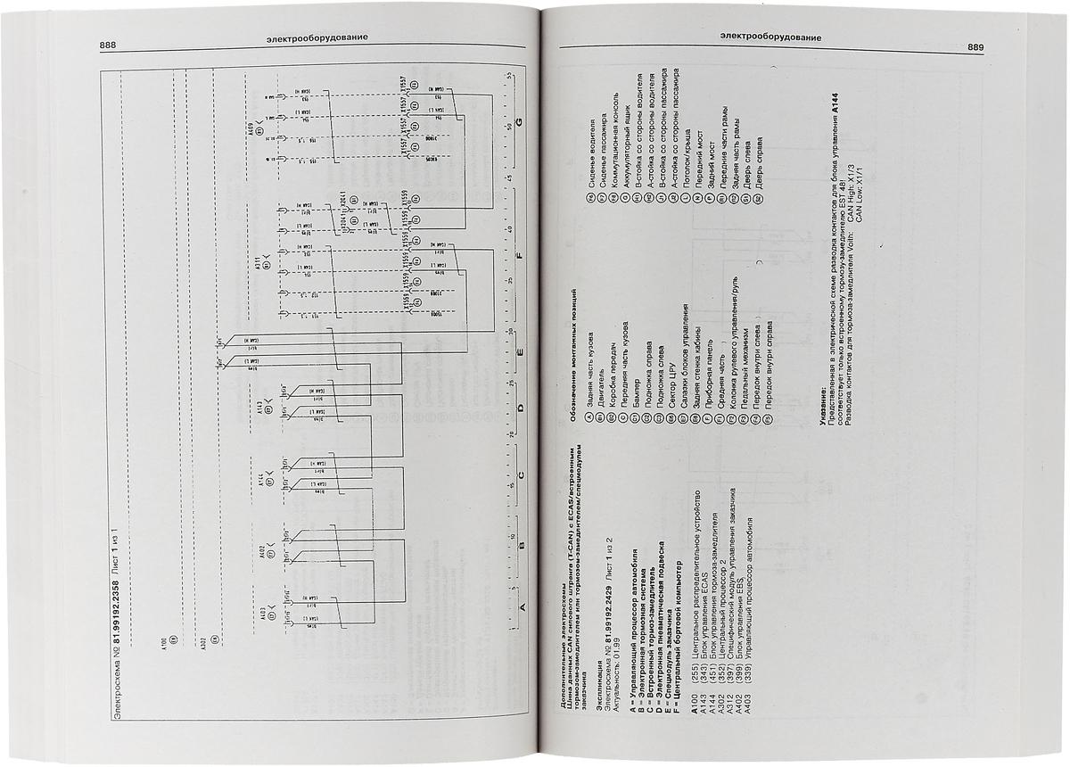 4342 MAN TGA с 2000/2005 с дизельными двигател¤ми D2066; D2865; D2866; D2876. –емонт. Ёксплуатаци¤.