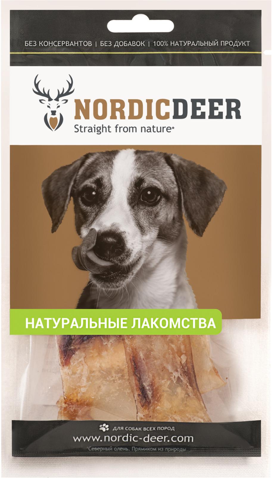 Лакомсто для собак Nordic