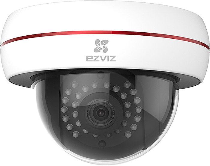 Камера видеонаблюдения Ezviz C4S, White, Gray камера ezviz c4s poe