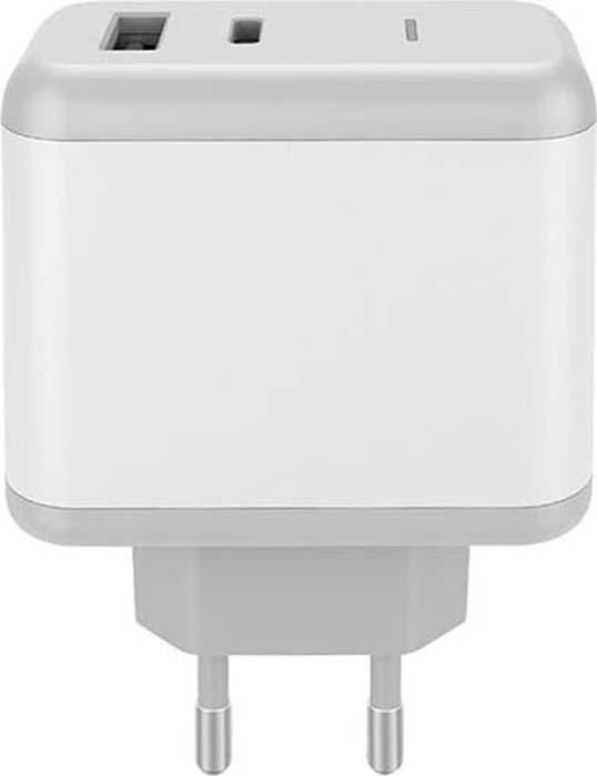 Сетевое зарядное устройство Rombica NEO ZQ2 PD, White внешний аккумулятор rombica neo az120s quick цвет серебристый 12000 мач