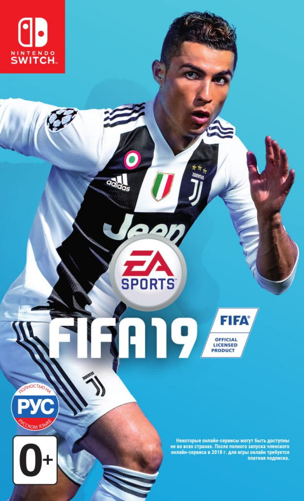 FIFA 19 (Nintendo Switch) playstation