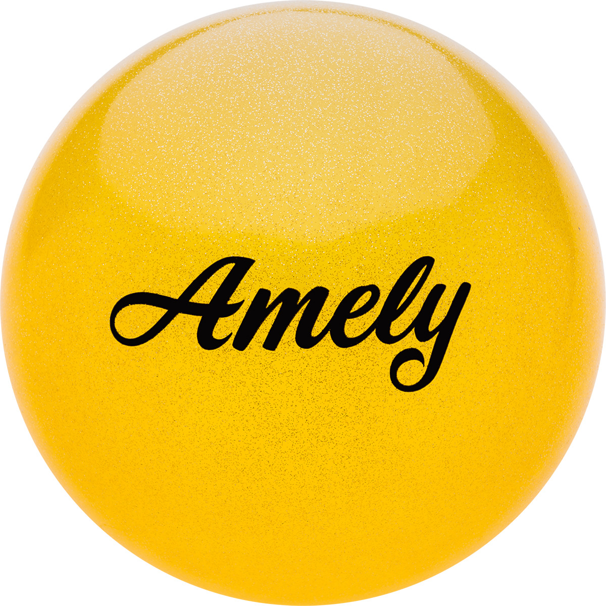 Мяч для художественной гимнастики Amely с блестками Практичный и надежный мяч для художественной гимнастики диаметром 19 см. Цвет яркий, однотонный, с красивыми блестками. Материал мяча – ПВХ. Вес 400 грамм. Мяч диаметром 19 см предназначен для спортсменок-юниоров и взрослых гимнасток. Как правило, цвет мяча подбирается под образ и костюм гимнастки. Хранить мяч нужно в чехле, чтобы на нем не появились царапины. Мячи с разноцветным покрытием или с блёстками имеют тонкий слой красочного покрытия, требующий бережного отношения. В зимнее время следует использовать утеплённый чехол, чтобы мяч не сдувался от перепада температуры. Желательно избегать попадания прямых солнечных лучей.