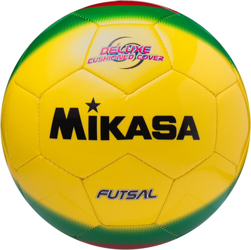 Тренировочный футзальный мяч с низким отскоком для игры на в зале или на улице на искусственных покрытиях. Mяч имеет 32-панельный дизайн с аккуратной ручной сшивкой панелей. Покрышка мяча изготовлена из глянцевой синтетической кожи (ТПУ) яркой расцветки и одного подкладочного слоя из синтетической ткани. Камера мяча выполнена из бутила, за счет чего мяч хорошо держит воздух длительное время.