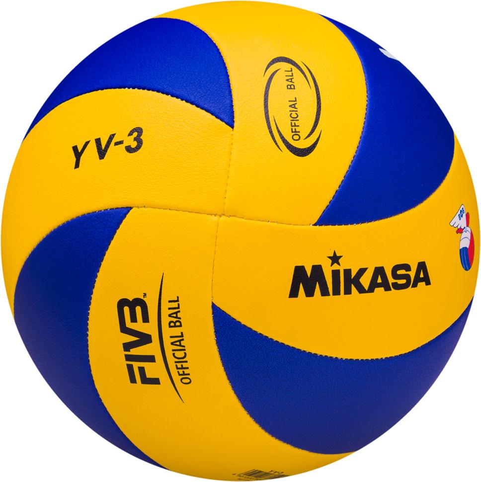 Мяч волейбольный YV-3 Youth Облегченный мяч для тренировок начинающих волейболистов и любителей в сине-желтом дизайне серии мячей MVA. Рекомендован Европейской федерацией волейбола (CEV) для тренировок юношей и девушек в спортивных школах. Мягкое покрытие из синтетической кожи, 8-ми панельная машинная сшивка, бутиловая камера, армированная нейлоновой нитью. Технология TwinSTLock - машинная сшивка панелей двойным швом для повышения долговечности мяча, сохранения внешнего вида и комфортной игры.
