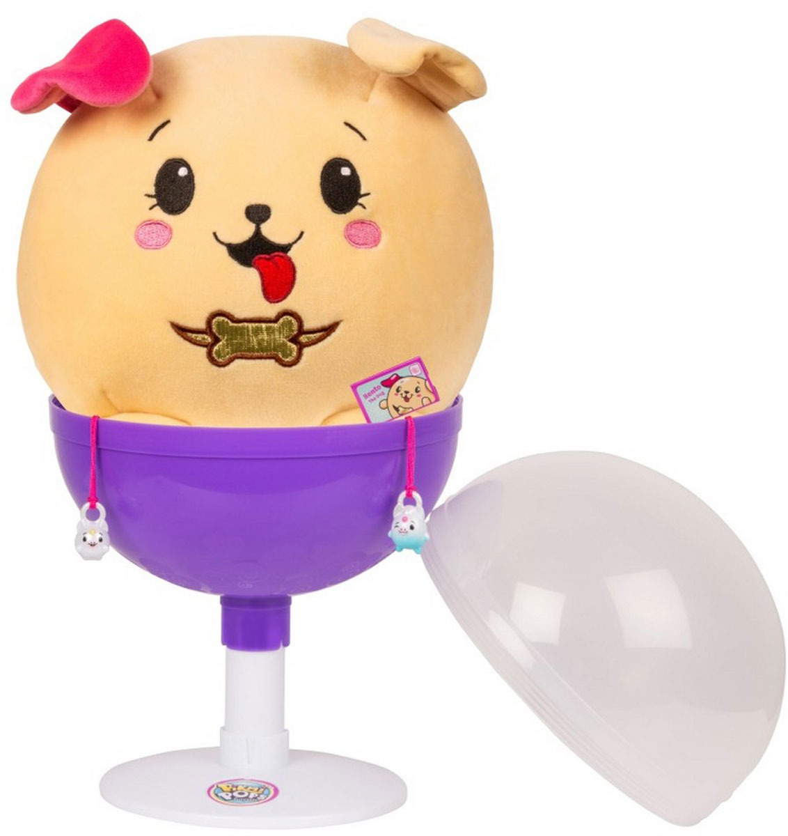 Мега набор Pikmi Pops Песик Бенто игрушка moose pikmi pops surprise 75167