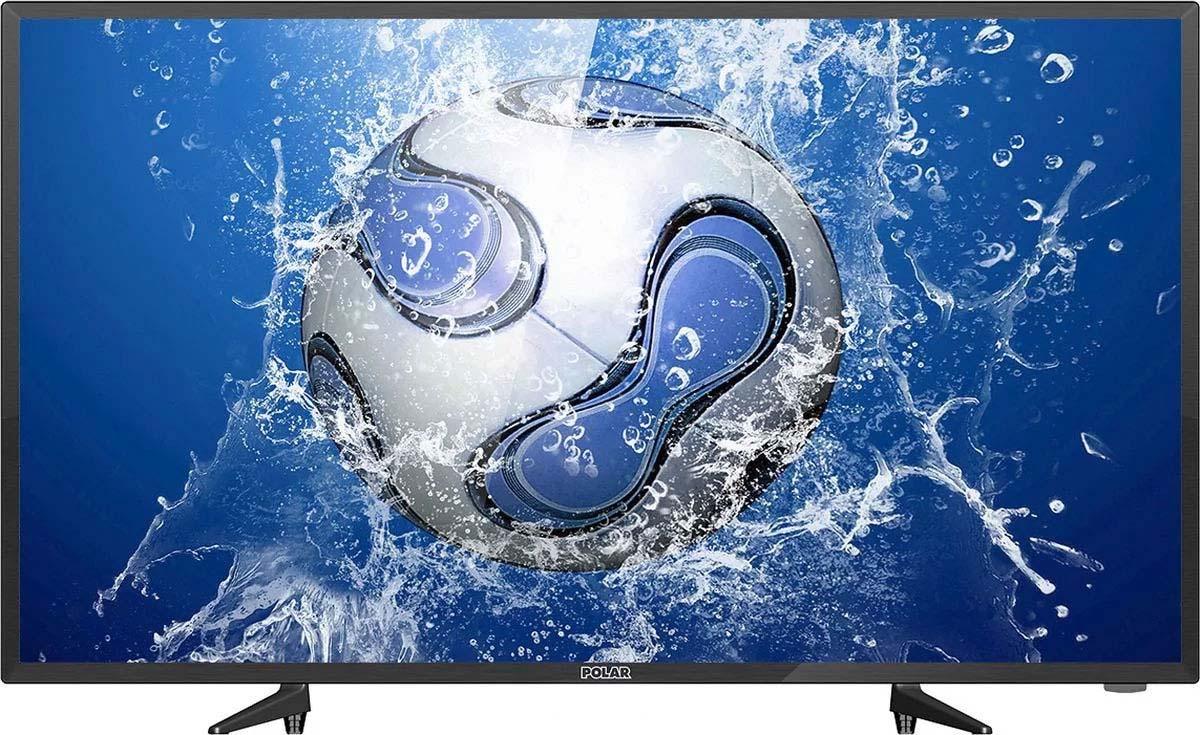 Телевизор Polar P40L21T2CSM, цвет: черный рюкзак polar polar po001burvn30