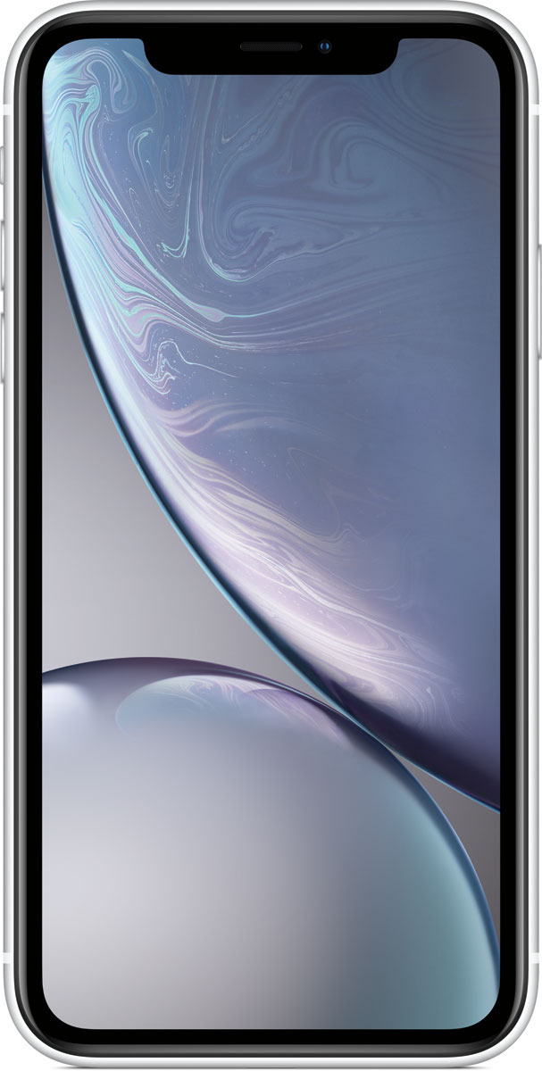 Смартфон Apple iPhone XR 256GB, White