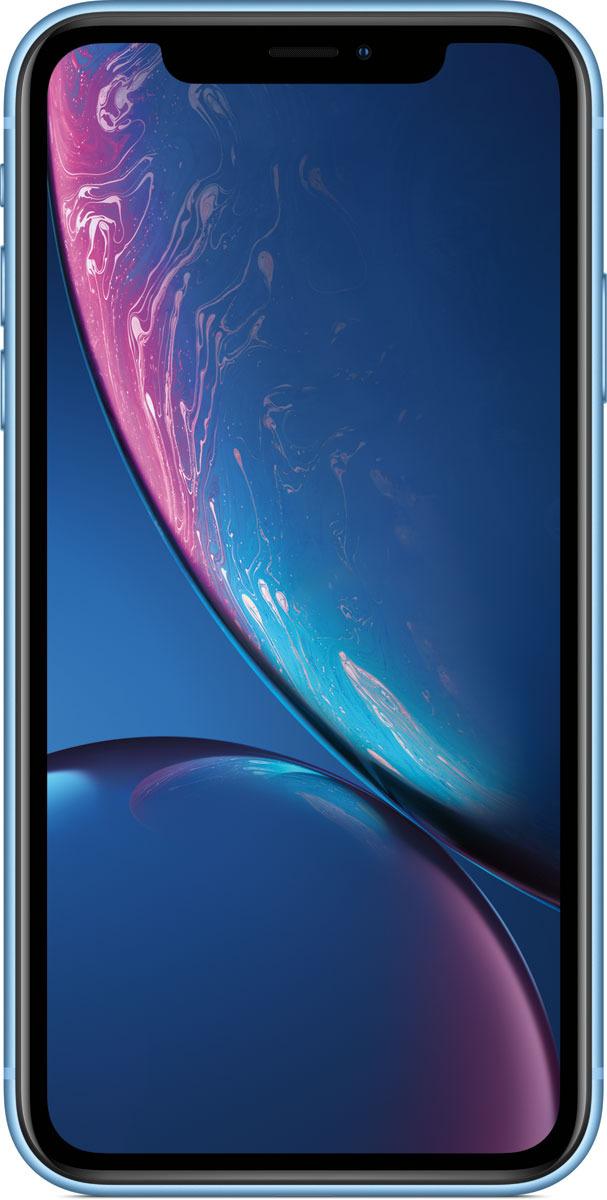 Смартфон Apple iPhone XR 256GB, Blue смартфон apple iphone xr 256gb white