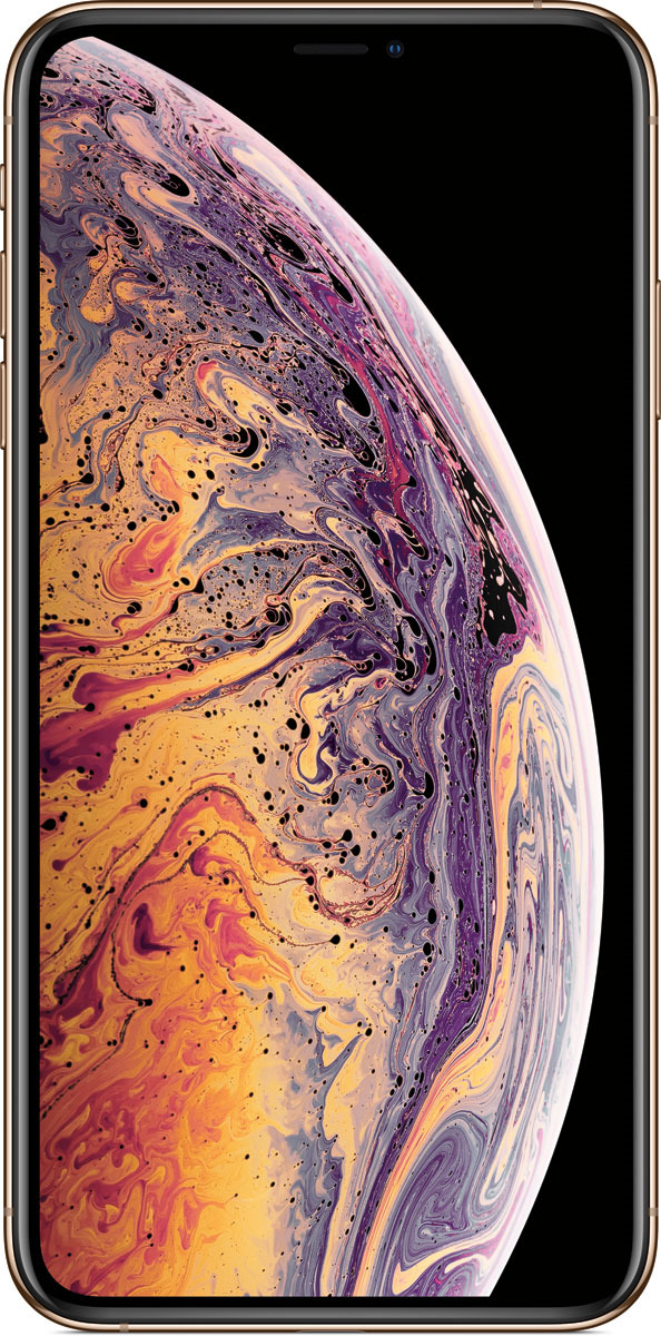 Смартфон Apple iPhone XS Max 512GB, Gold