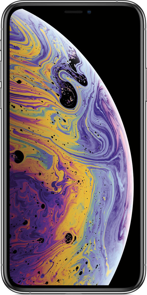 Смартфон Apple iPhone XS 256GB, Silver