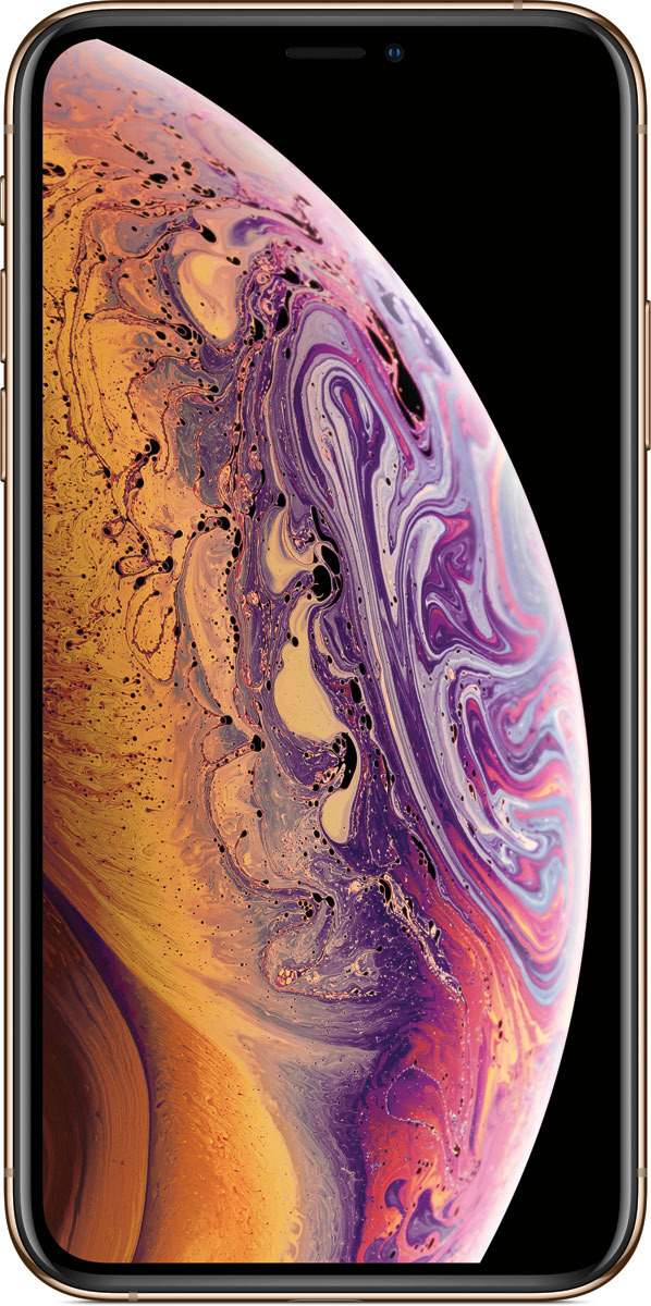Смартфон Apple iPhone XS 256GB, Gold