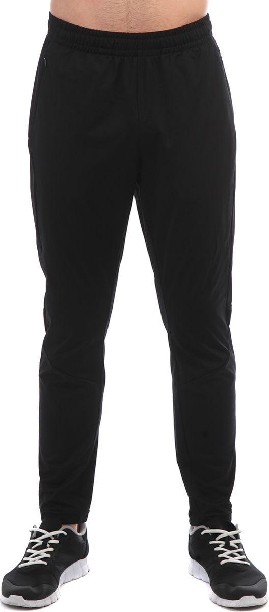 Брюки мужские Anta, цвет: черный. 85835741-. Размер M (48)