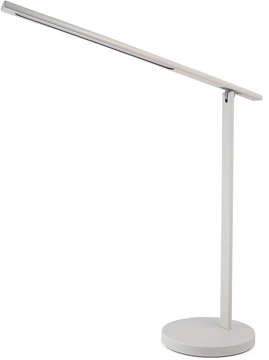Светильник настольный Лючия L560 Scandi, светодиодный, 6 Вт, цвет: белый