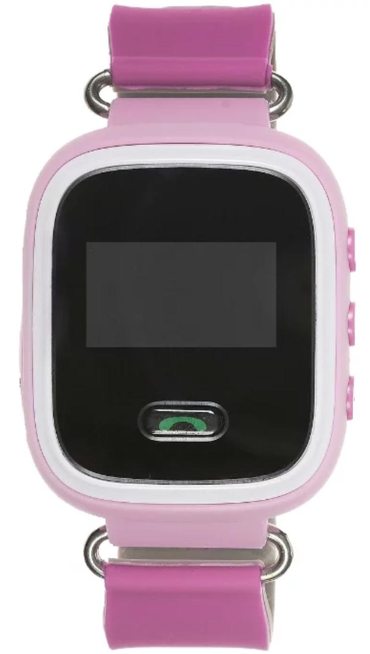 60Ц розовые детские умные часы-телефон TipTop телефон dect gigaset l410 устройство громкой связи