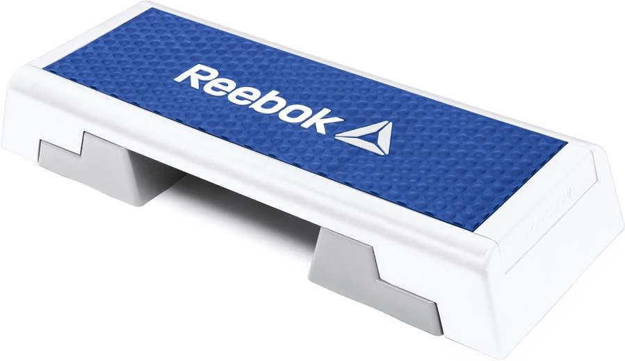Степ-платформа Reebok, цвет: синий, длина 85 см