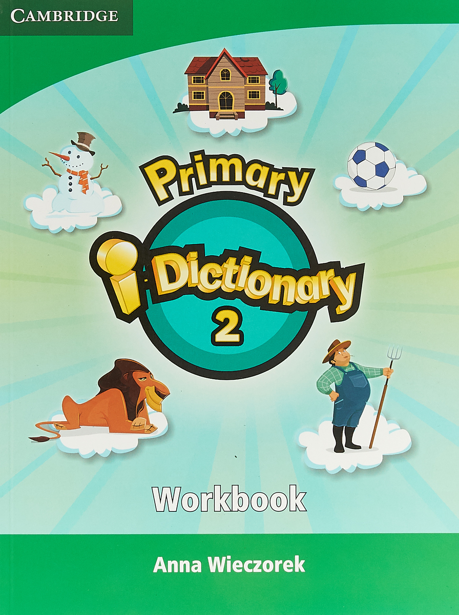 Primary i-Dictionary Level 2 Workbook the theater experience w cd rom
