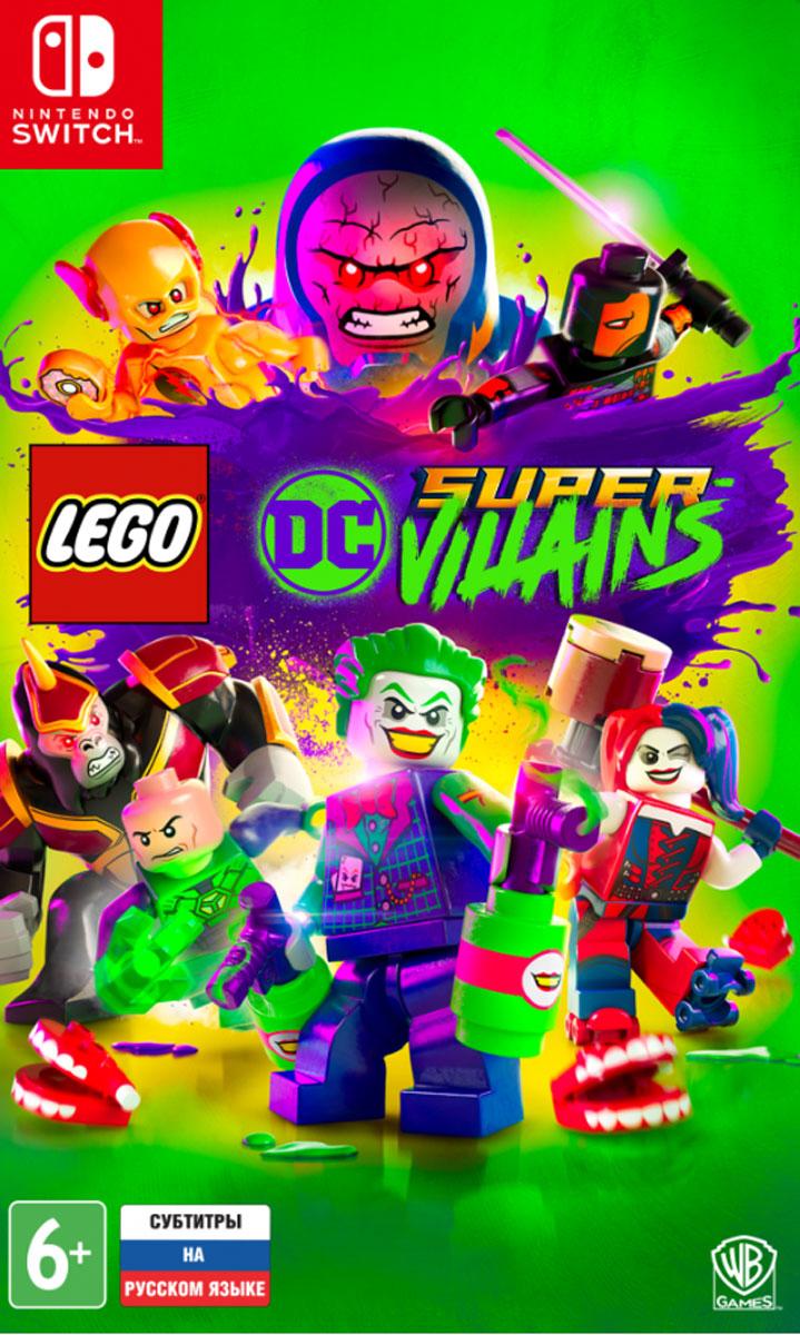 LEGO DC Super-Villains (Nintendo Switch), TT Games Publishing Ltd.