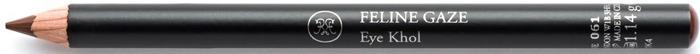 Карандаш для век Rouge Bunny Rouge Eye Khol, 061 тон- eve rouge bunny rouge feline gaze карандаш для век 062 lilith