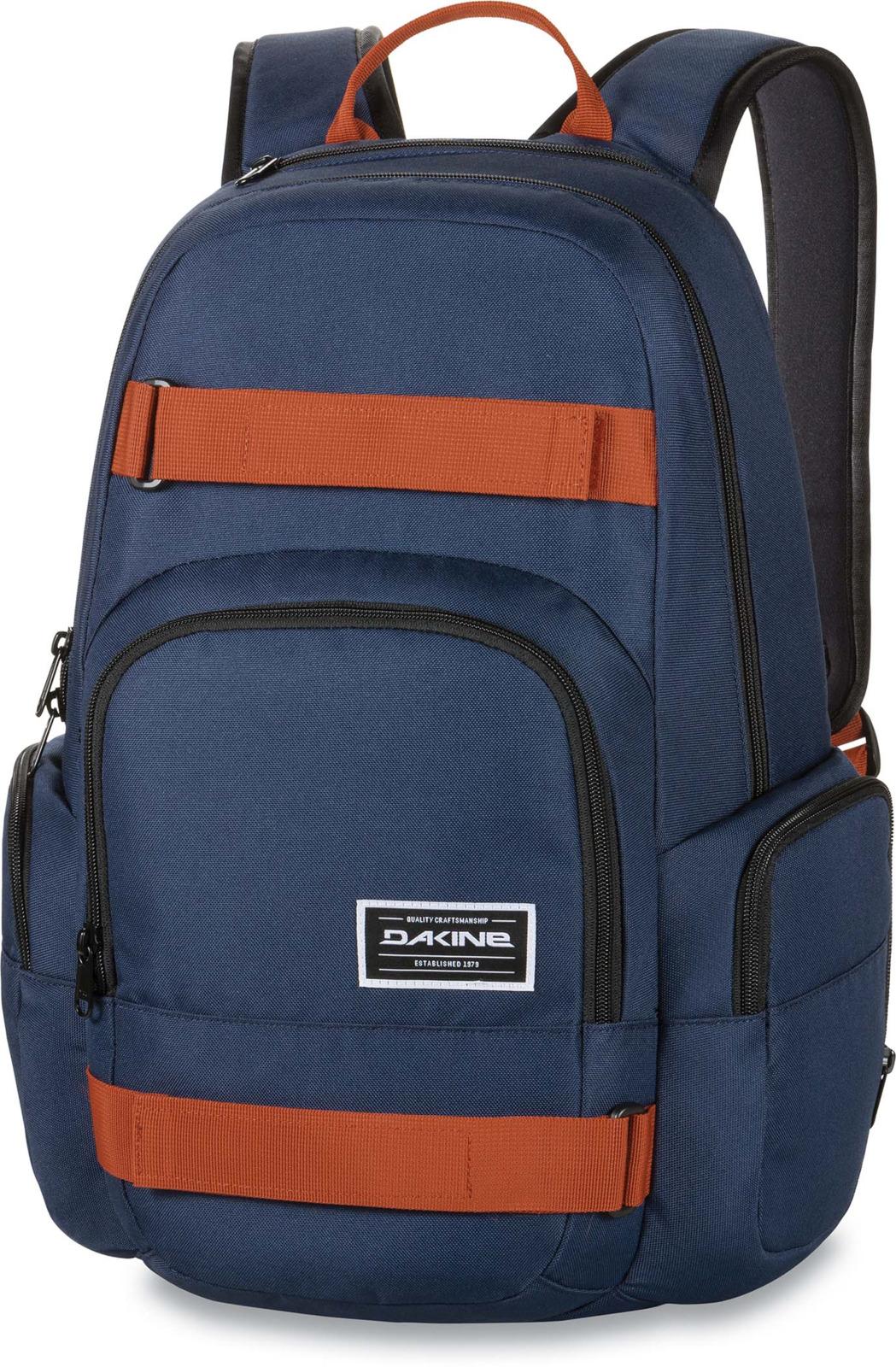 Рюкзак Dakine Atlas, цвет: темно-синий, 25 л