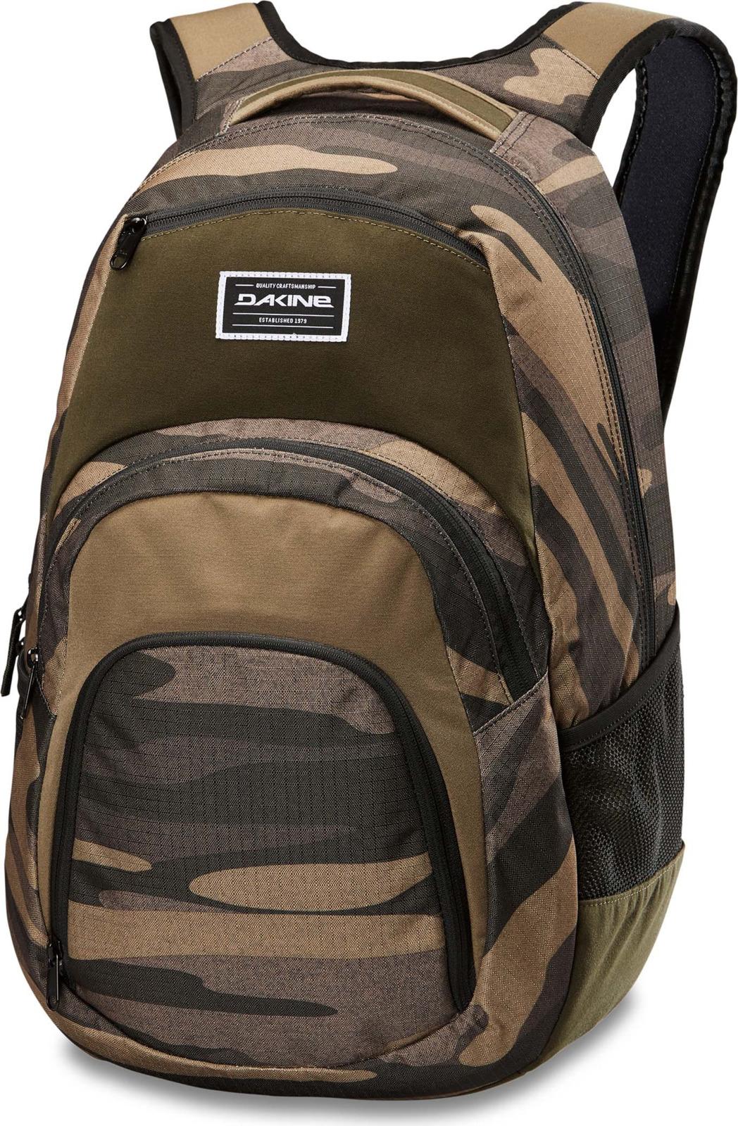 Рюкзак Dakine Campus, цвет: камуфляж, 33 л oiwas ноутбук рюкзак мода случайные