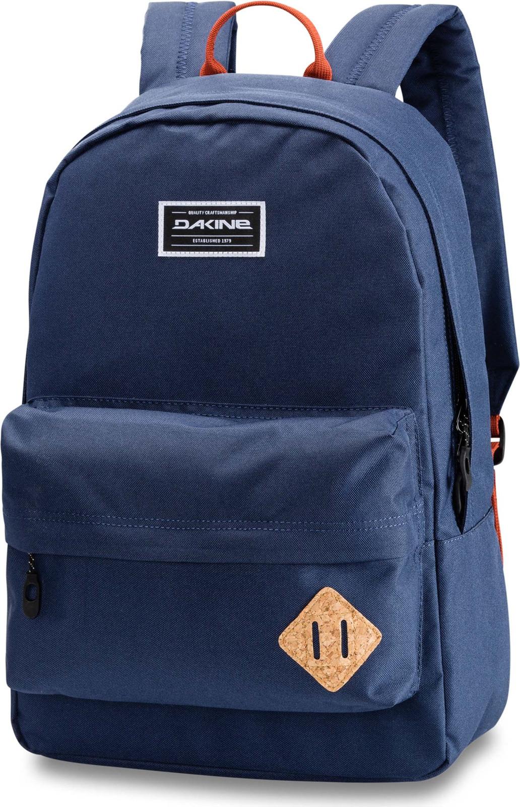 Рюкзак Dakine 365 Pack, цвет: темно-синий, 21 л dakine рюкзак dakine dk 365 dewilde 21 л