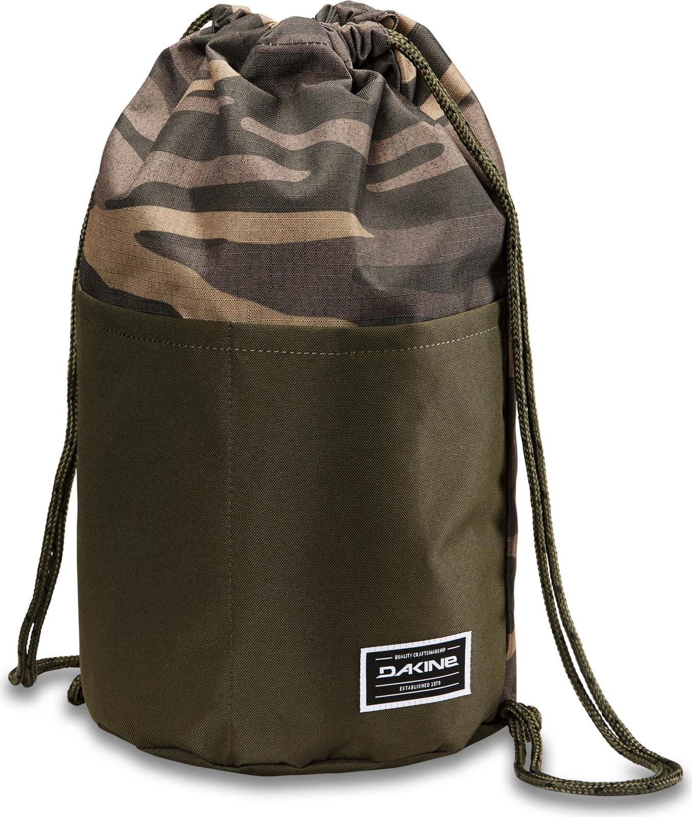 Рюкзак Dakine Cinch Pack, цвет: камуфляж, 17 л