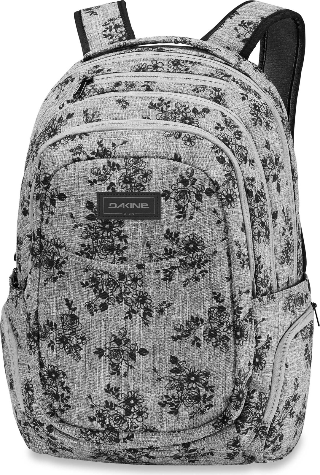 Рюкзак женский Dakine Prom SR, цвет: серый, 27 л рюкзак школьный женский dakine prom emerald