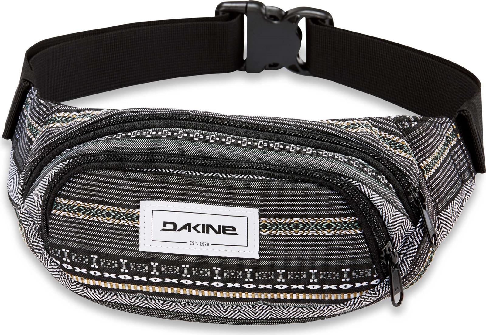 Сумка на пояс Dakine Hip Pack, цвет: черный, 23 х 13 х 8 см