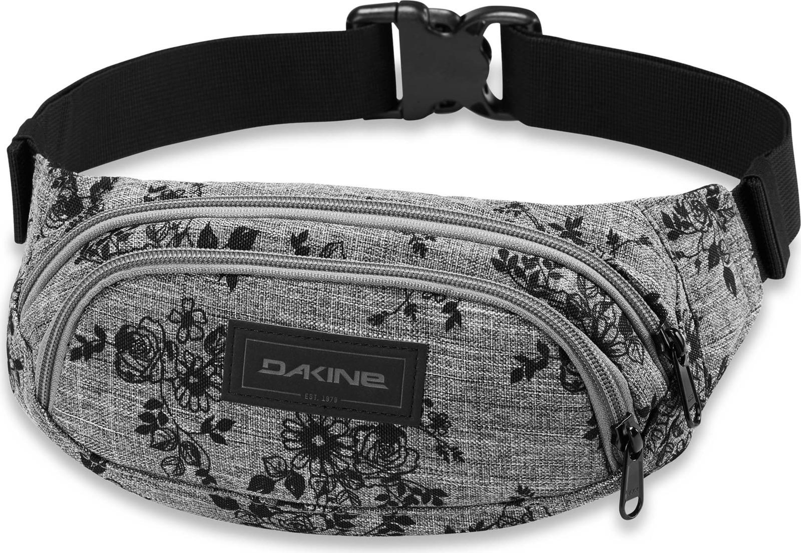 Сумка на пояс Dakine Hip Pack, цвет: серый, 23 х 15 х 80 см сумка женская dakine mallory 20l meridian