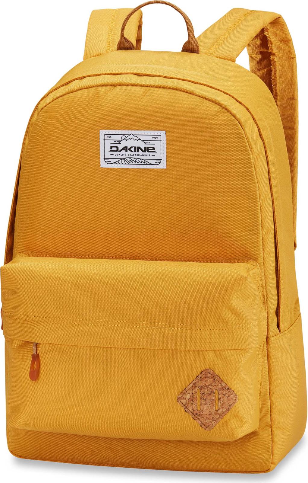 Рюкзак Dakine 365 Pack, цвет: желтый, 21 л dakine рюкзак dakine dk 365 dewilde 21 л