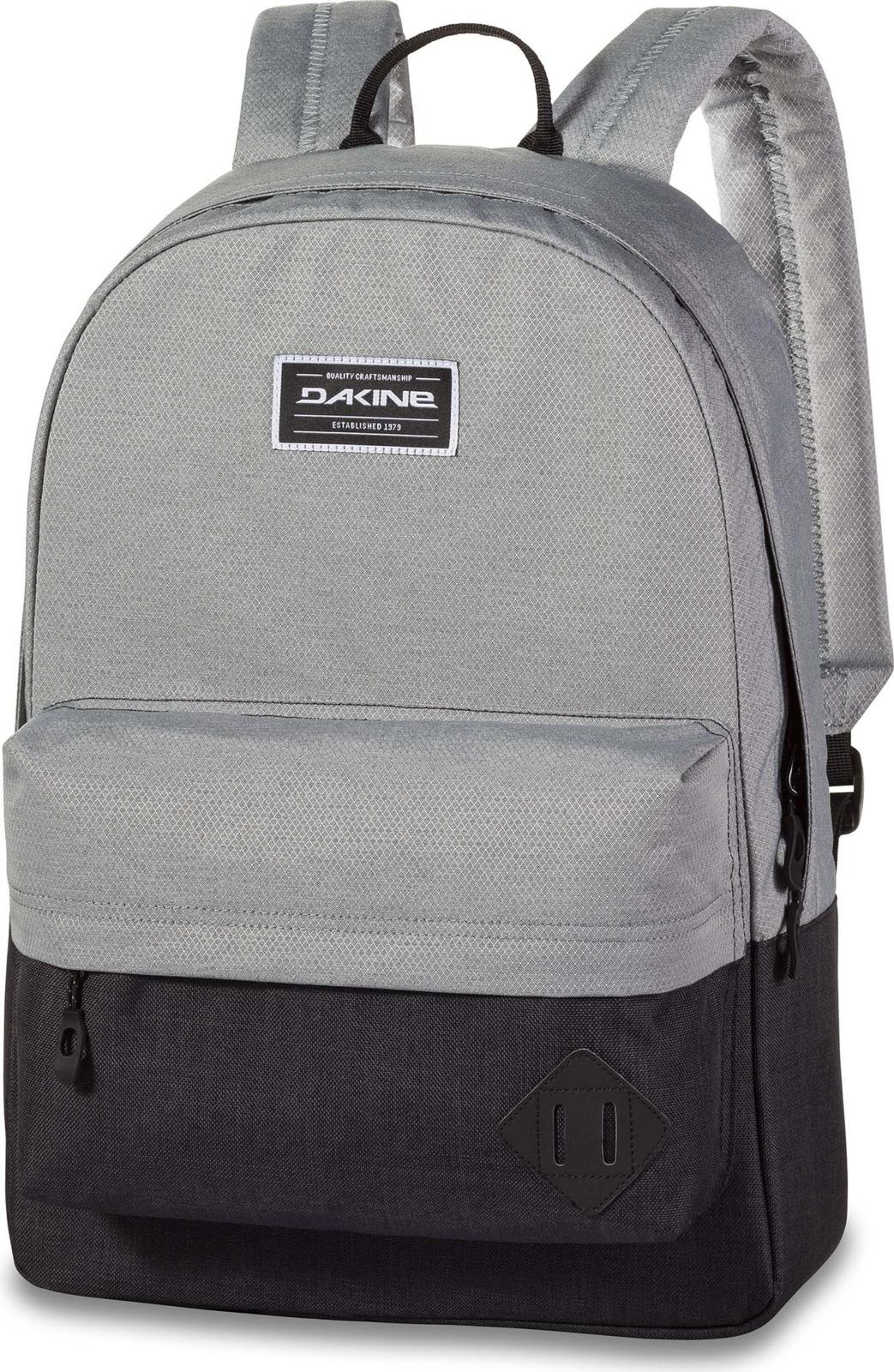 Рюкзак Dakine 365 Pack, цвет: серый, черный, 21 л dakine рюкзак dakine dk 365 dewilde 21 л
