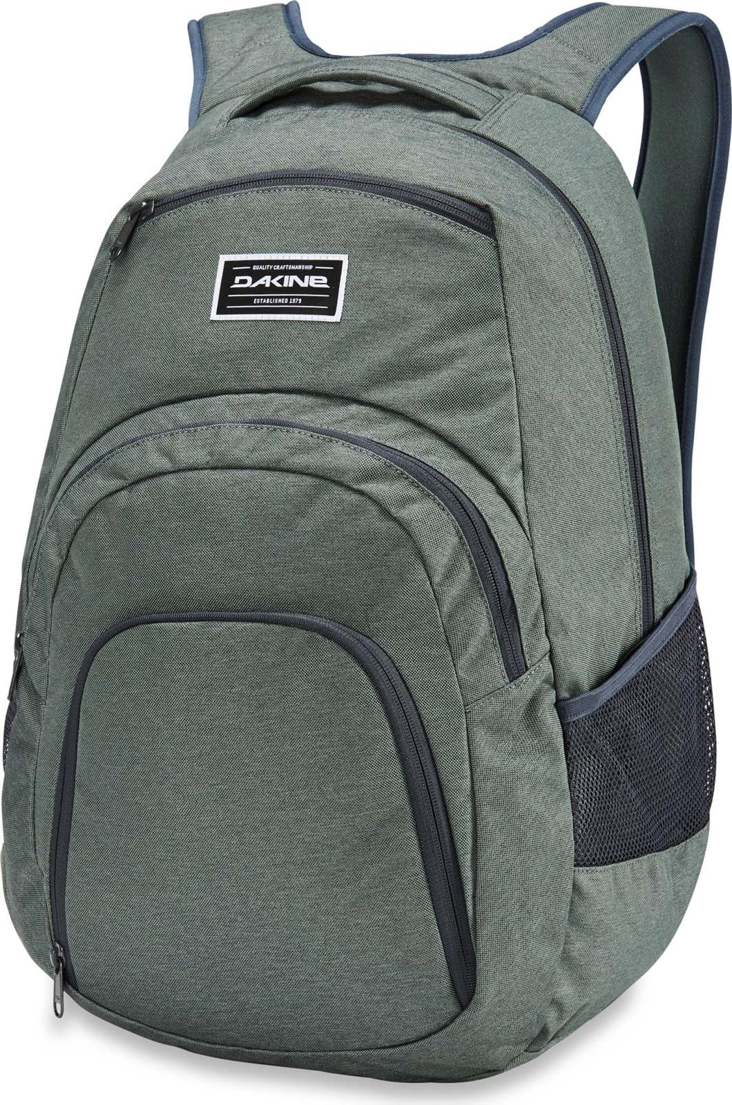 Рюкзак Dakine Campus, цвет: серо-зеленый, 33 л oiwas ноутбук рюкзак мода случайные