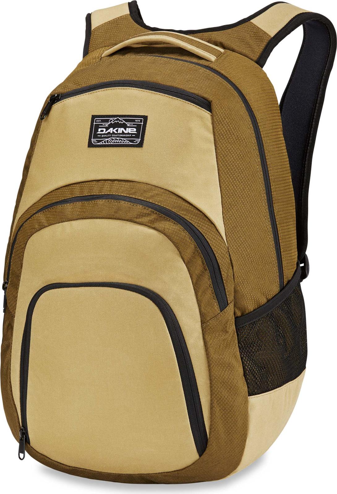 Рюкзак Dakine Campus, цвет: темно-зеленый, 33 л oiwas ноутбук рюкзак мода случайные