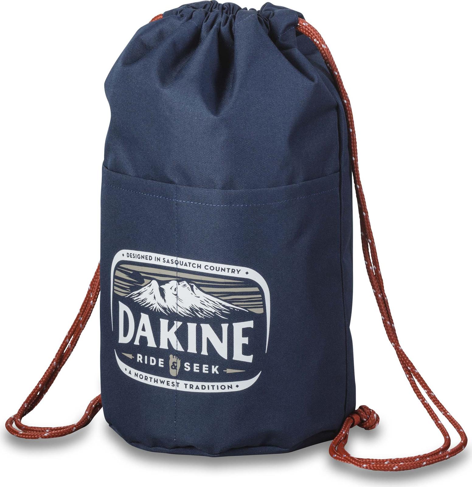 Рюкзак Dakine Cinch Pack, цвет: темно-синий, 17 л