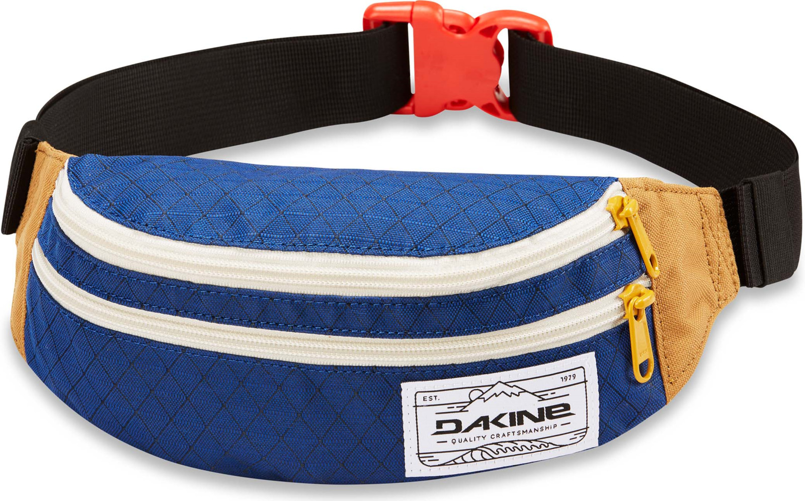 Сумка на пояс Dakine Classic Hip Pack, цвет: синий, 23 х 15 х 80 см