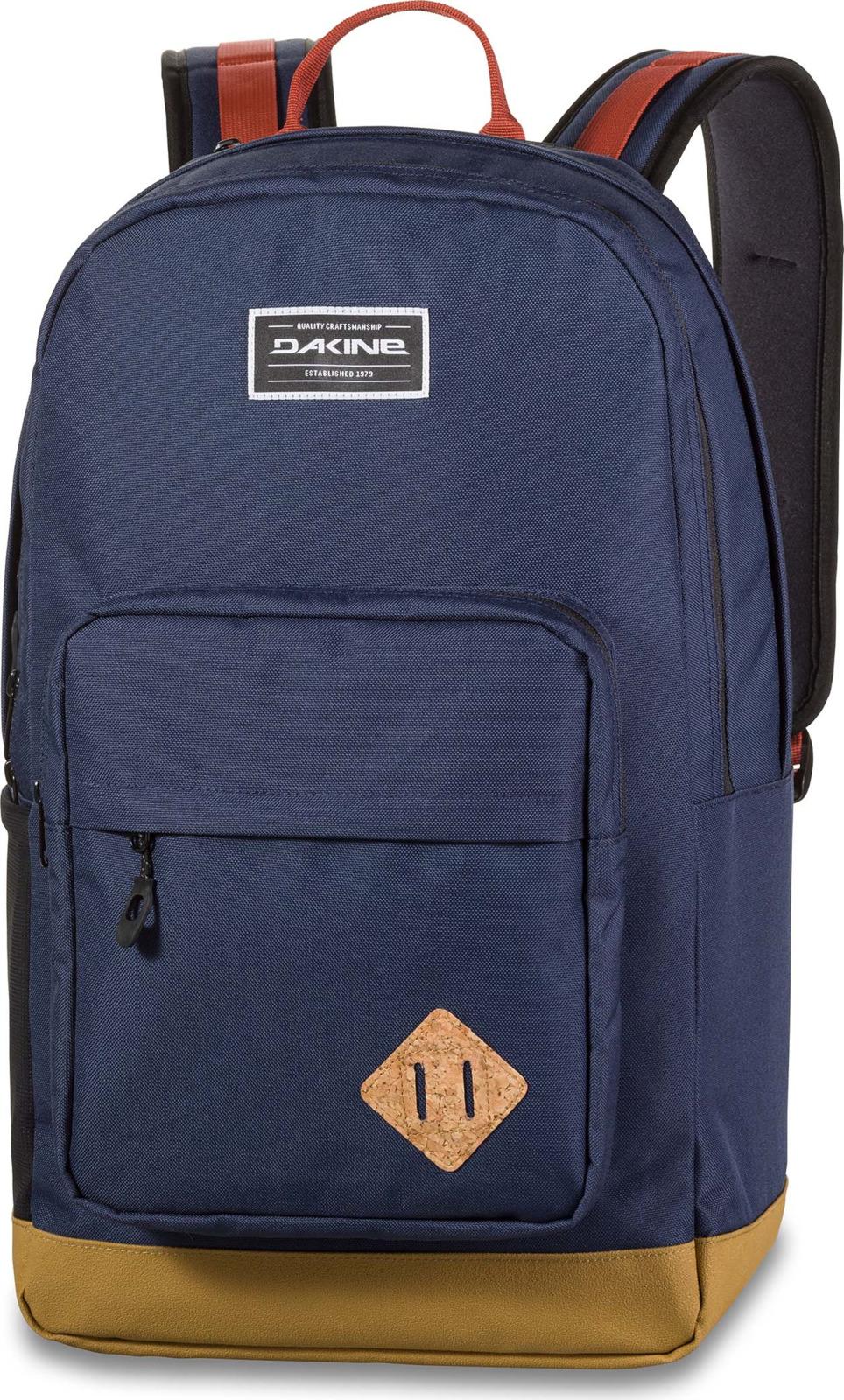 664efeb44ef4 Рюкзак Dakine 365 Pack Dlx, цвет: темно-синий, 27 л