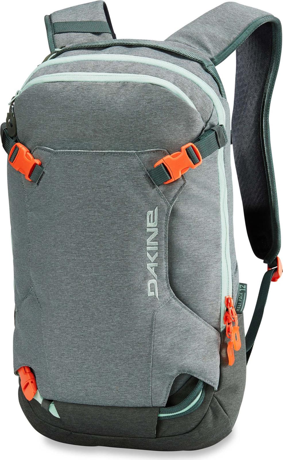 Рюкзак женский Dakine Women's Heli Pack, цвет: бирюзовый, 12 л oiwas ноутбук рюкзак мода случайные